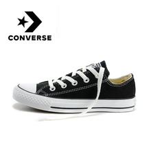 Converse Men and Women Skateboarding Shoes Outdoor Casual Classic Canvas Unisex