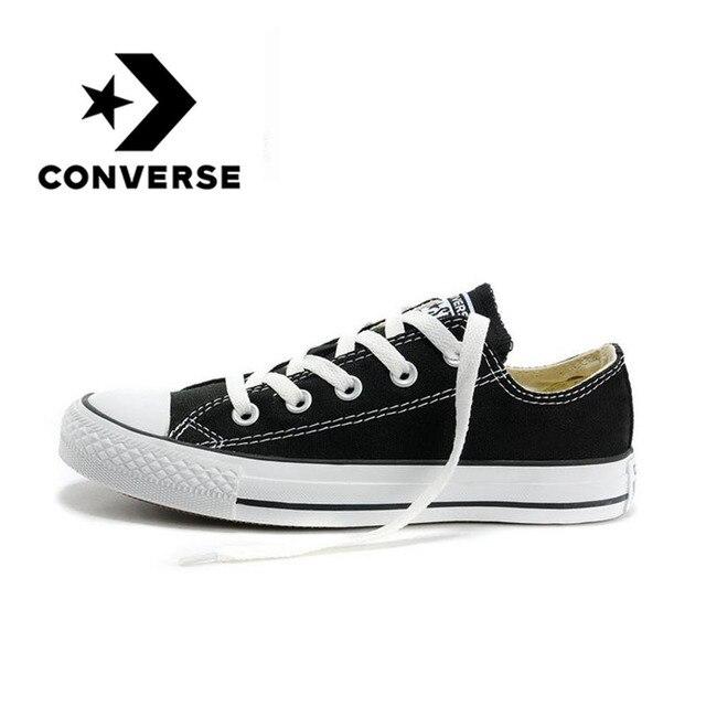 Converse для мужчин и женщин обувь для скейтбординга открытый повседневное классический холст унисекс анти скользкие Спортивная
