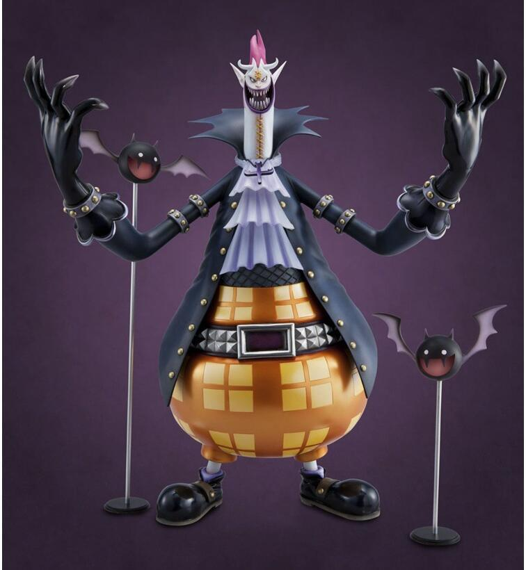 One Piece Gekko Moria Figure 310mm One Piece POP Moria Action Figure Shadow Fruit Anime Sexy Toys Model soria moria