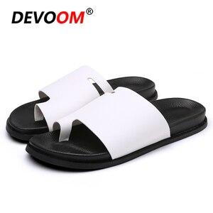 Hot Sellers Fashion Sandals Men Breathable Pantoufles Home Slippers Men Flip Flops Men Beach Slippers Mens Slides Badslippers Toe Slippers