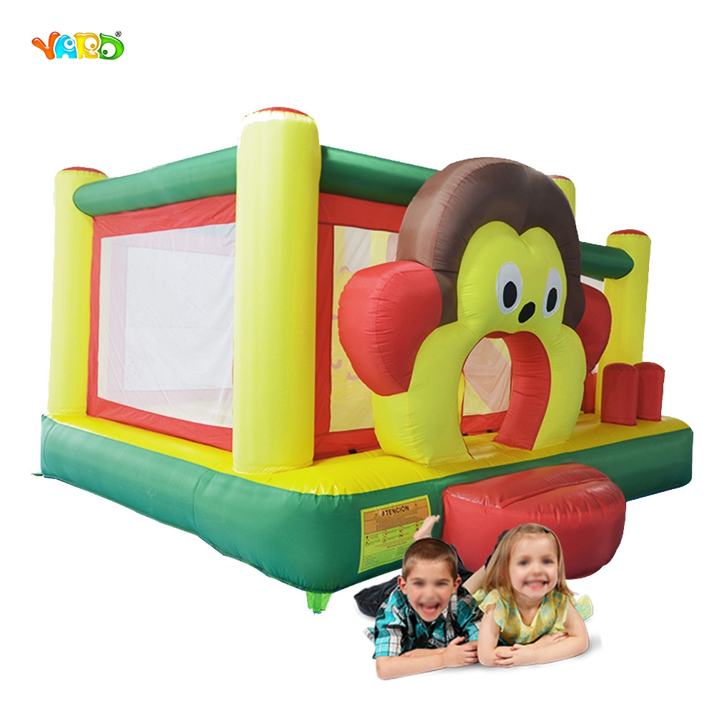 все цены на  YARD Inflatable Bounce House Combo Bouncer for Kids Outdoor Trampoline Special Offer Limited  онлайн