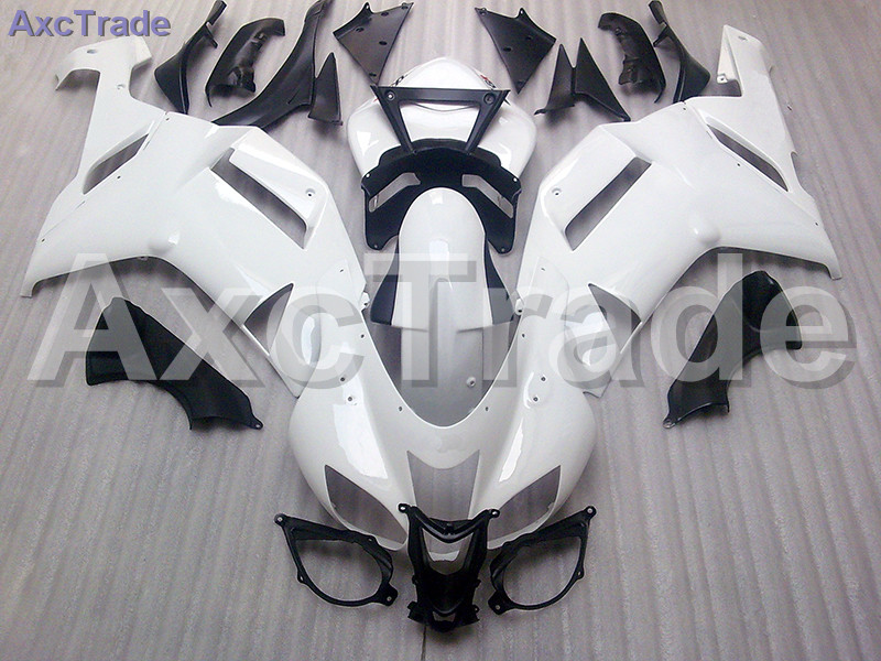 High Quality ABS Plastic For Kawasaki Ninja ZX6R 636 ZX-6R 2007 2008 07 08 Moto Custom Made Motorcycle Fairing Kit Bodywork C383 black moto fairing kit for kawasaki ninja zx14r zx 14r zz r1400 zzr1400 2006 2007 2008 2009 2010 2011 fairings custom made c549