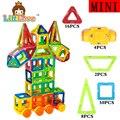 80 pcs tamanho mini magnético blocos de construção de brinquedos magnéticos crianças brinquedos 3d diy aprendizagem educacional tijolos brinquedos para as crianças melhor presentes