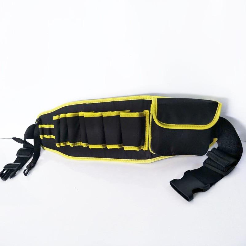 1 Pcs Quick-pick Work Waist Bag Tool Storage Bag Electrician Carpenter Tool Bag Pouch Pocket Tool Box