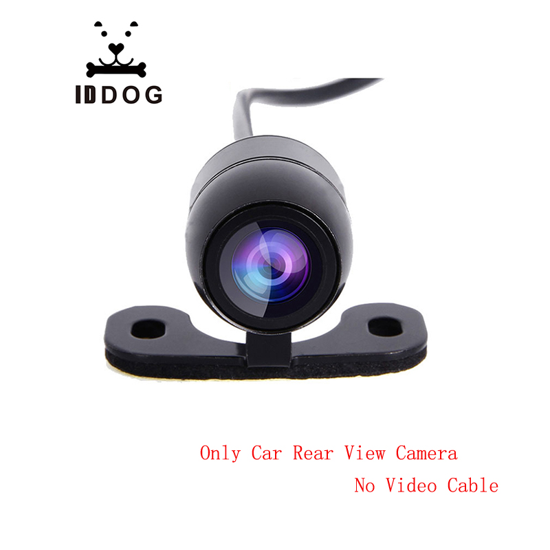 Auto CCD HD Rear View Camera Waterproof Monitor Parking Aid Universal Camera