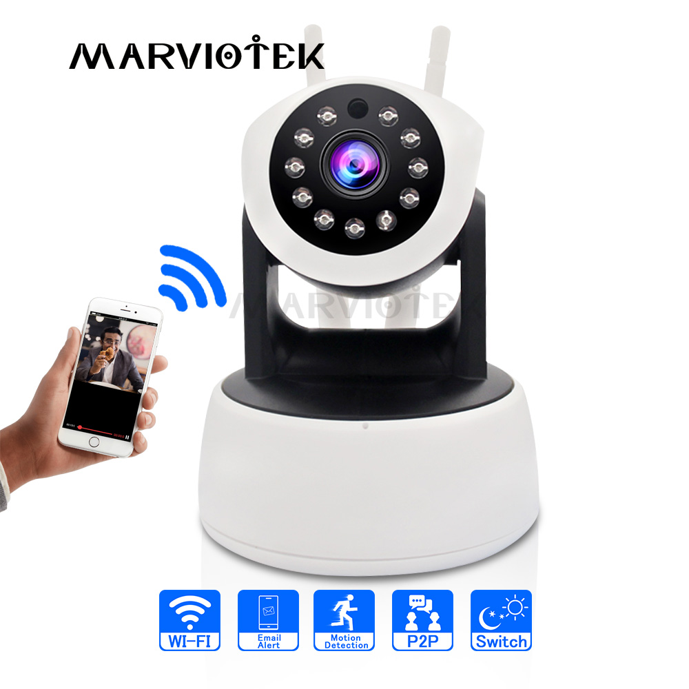 Baby Monitor WiFi 720P Mini Camera HD Wireless IP Camera Wi Fi Home Security Network Audio Video Surveillance CCTV Cameras P2P