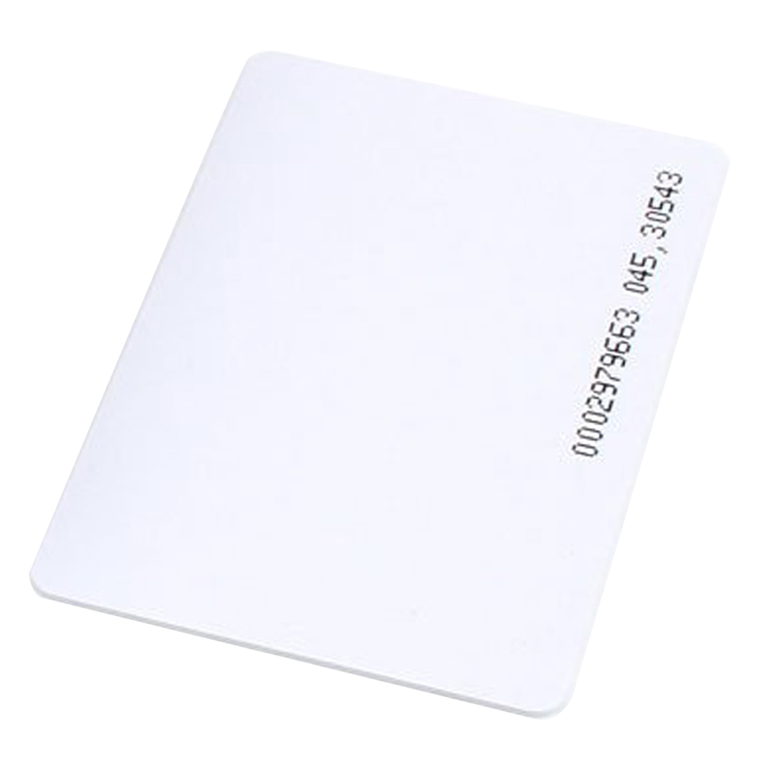 2 Packs 50 pieces Intelligent Proximity EM4100 125kHz RFID Proximity Card Entry Empty ID Access