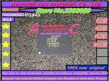 Aoweziic 100% Новый оригинальный чип памяти THGBMDG5D1LBAIL BGA 4G