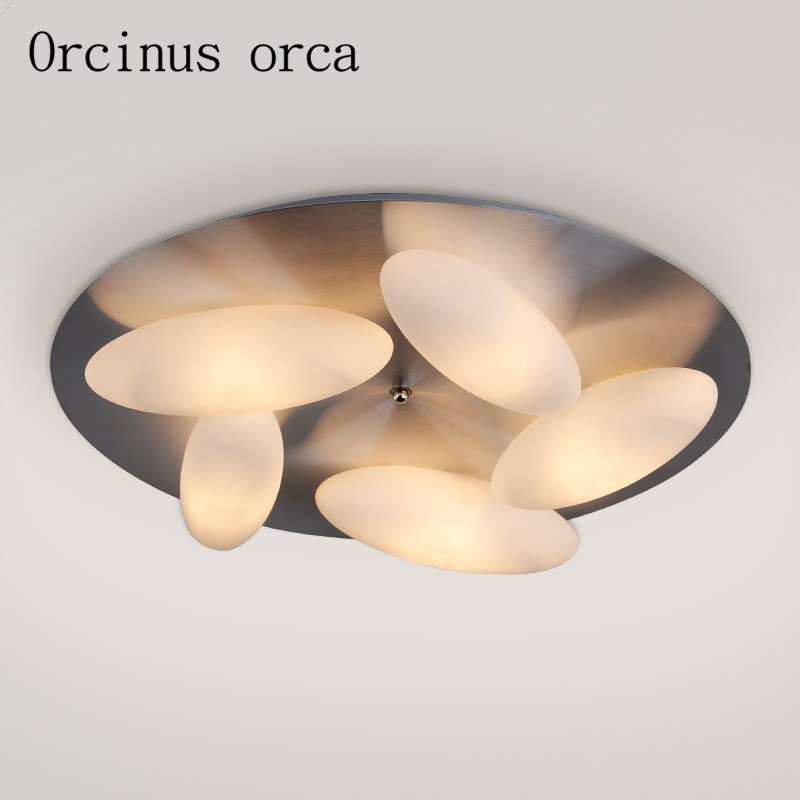 Nordic rice ceiling lamp creative personality art  living room lamp European style simple modern dining room bedroom lampNordic rice ceiling lamp creative personality art  living room lamp European style simple modern dining room bedroom lamp
