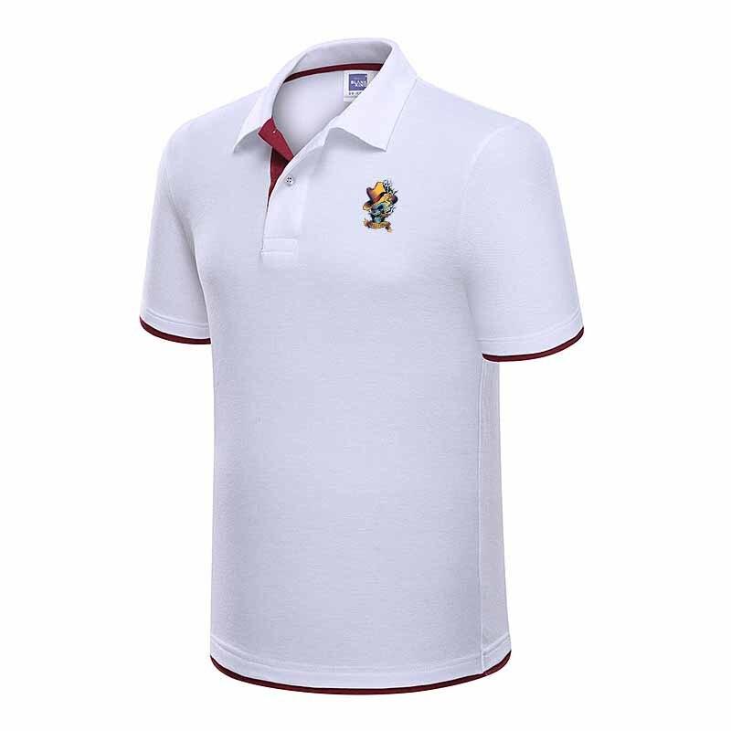 2018 Neue Ankunft Heißer Verkauf Polo Shirts Männer Sommer 15 Farben Mode Lässig Kurzarm Männer Polo Größe Xs-xxxl Attraktive Designs;