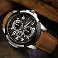 2016 Reloj de Los Hombres Casual Deportes YAZOLE Top Famosa Marca De Lujo Reloj Hombre Reloj de Cuarzo Reloj de Pulsera Hombres reloj de Cuarzo Militar