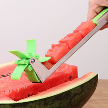 Watermelon Cutter Windmill Shape Plastic Slicer for Cutting Tool