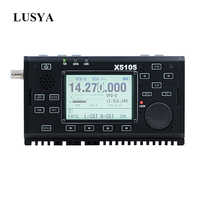 Xiegu X5105 0.5-30MHz 50-54MHz 5W 3800mAh HF TRANSCEIVER with IF Output All Bands Covering SSB CW AM FM RTTY PSK T0265