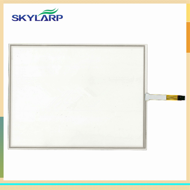 skylarpu New 15 inch touch screen 322mm*247mm Industrial equipment digitizer panel glass touch screen xbtgt7340 touch screen glass 15 inch touch screen new