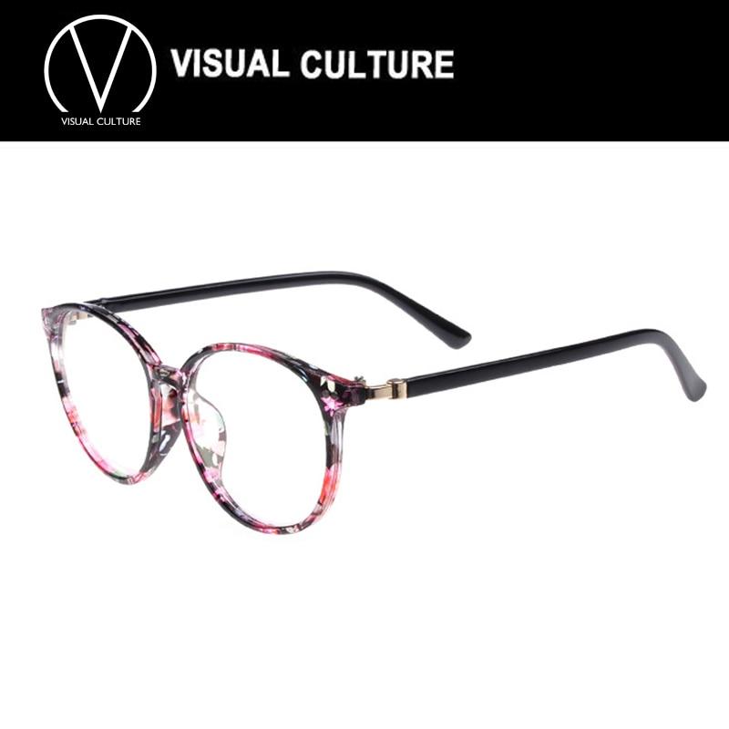 2015 latest Women Retro Round Eyeglasses Frames Men Glasses Optical ...