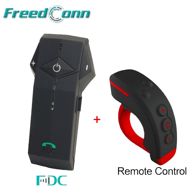 ФОТО Brand New Remote Control Bluetooth Intercom 1000m BT Motorcycle Helmet Bluetooth Interphone Headset with NFC+FM (Colo-RC+L3)