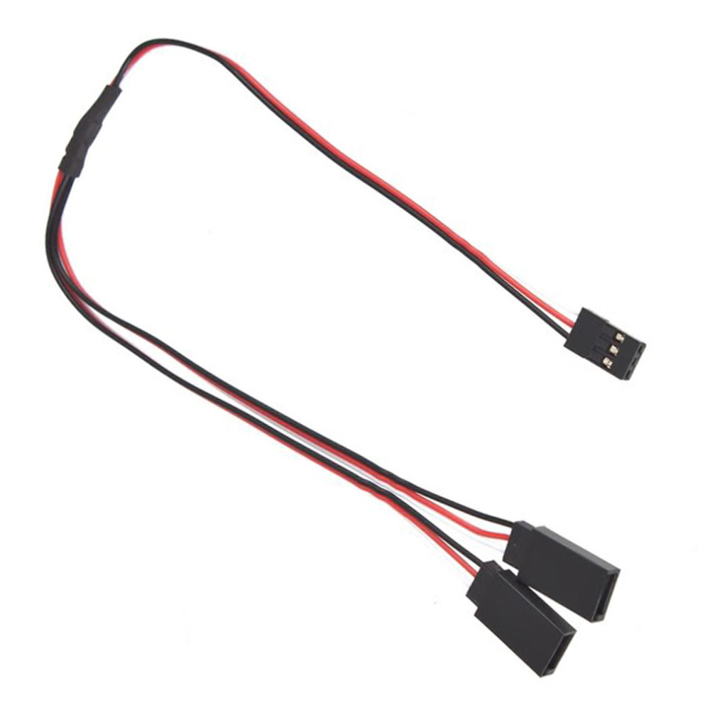 compare prices on rc servo connectors online shopping buy low ocday 5pcs rc servo extension cord cable wire male to male 300mm lead new