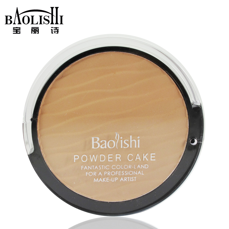 baolishi translucent Bronzers Whitening Concealer The outer powder - Makeup - Photo 2
