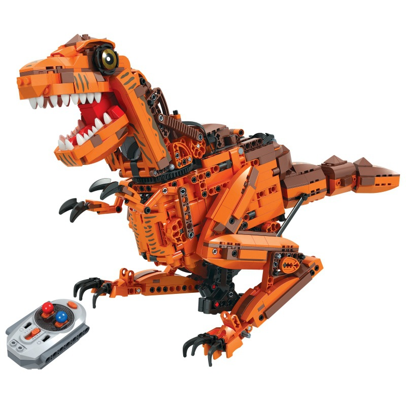 Technic MOC 1092PCS Technic Creators Expert RC Remote Control Dinosaur Model technic City Building Block Bricks Model KidTechnic MOC 1092PCS Technic Creators Expert RC Remote Control Dinosaur Model technic City Building Block Bricks Model Kid