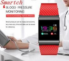 Smartch X9 Pro Smart Браслет IP67 Водонепроницаемый Одежда заплыва смарт-браслет сердечного ритма Мониторы шагомер Фитнес Presión arterial группа