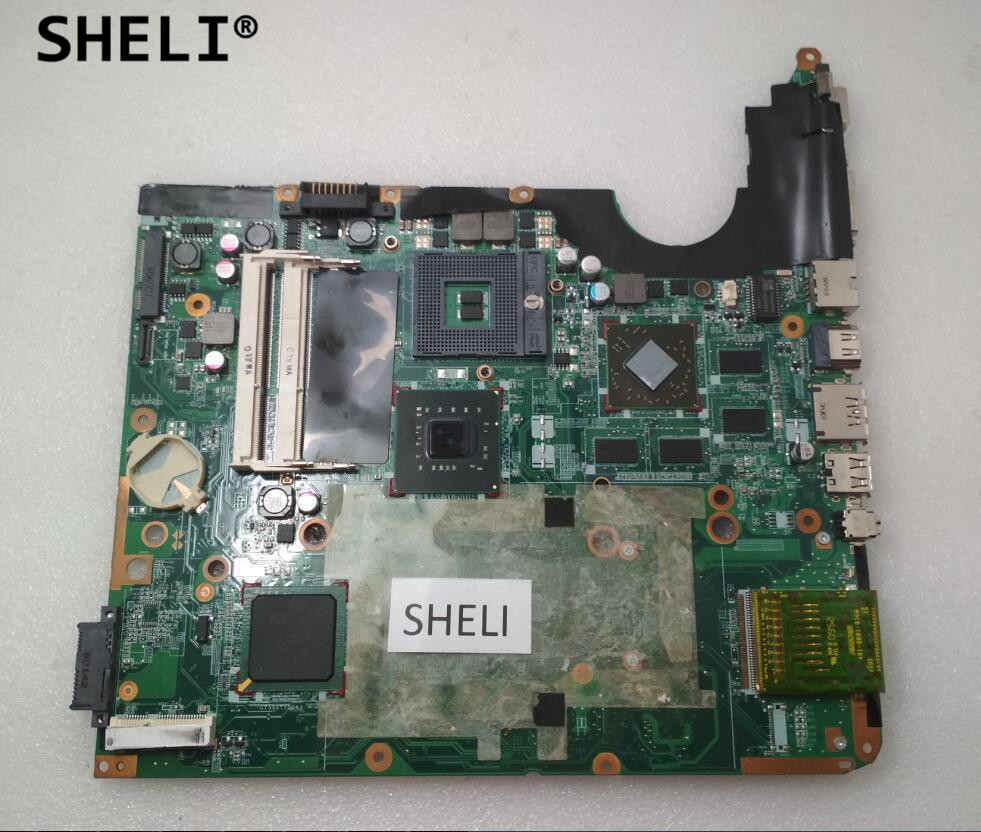 SHELI 578377-001 For HP DV7 Motherboard With HD4500M DAUT3MB28C0