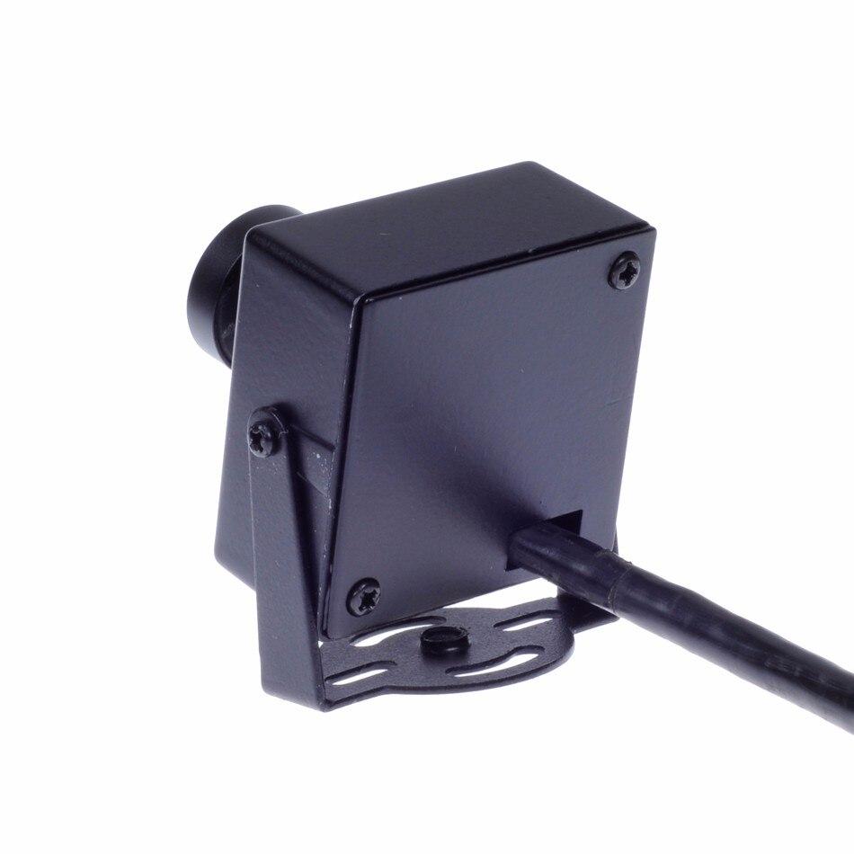 2,1mm 150 grad Weitwinkel Objektiv 720 P CMOS 1.0MP CCTV Mini-ip-kamera