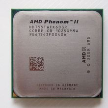 AMD Phenom II X4 965 X965 125W Quad-Core AM3 938 CPU 100% working Desktop Processor