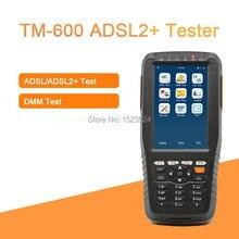 TM 600 multifunctionele ADSL2 + Tester/ADSL Tester/ADSL Installatie en Onderhoud Gereedschap