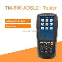 TM 600 wielofunkcyjny ADSL2 + Tester/ADSL Tester/ADSL instalacja i konserwacja narzędzia w Urządzenia światłowodowe od Telefony komórkowe i telekomunikacja na
