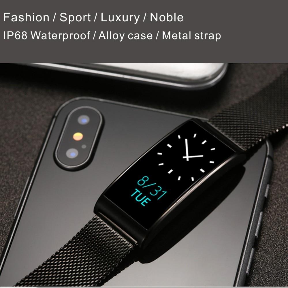 Izvorni X3 Smart Watch Muškarci Žene IP68 fitnes tracker Smart - Pametna elektronika - Foto 3