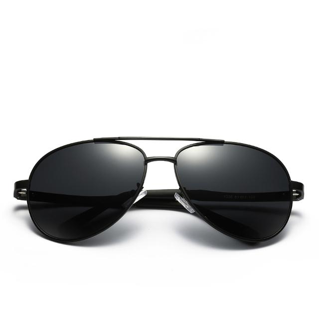 AORON Polarized Men Vintage Sunglasses