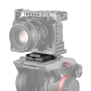 Image 5 - SmallRig Arca Style Quick Release Clamp and Plate ( Arca type Compatible) For DSLR Camera Cage/Tripods  2144