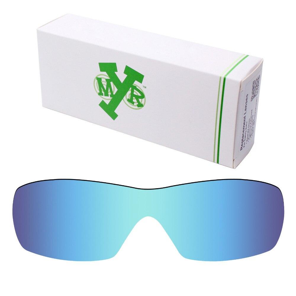 Mryok против царапин ПОЛЯРИЗОВАННЫЕ замены Оптические стёкла для Oakley Dart Солнцезащитные очки для женщин Ice Blue