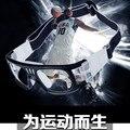 Óculos esportivos de basquete óculos de proteção de impacto respirável à prova de vento ciclismo óculos óculos de prescrição de futebol