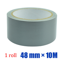 Easy to apply and remove Duct Tape 2″x10 Yards
