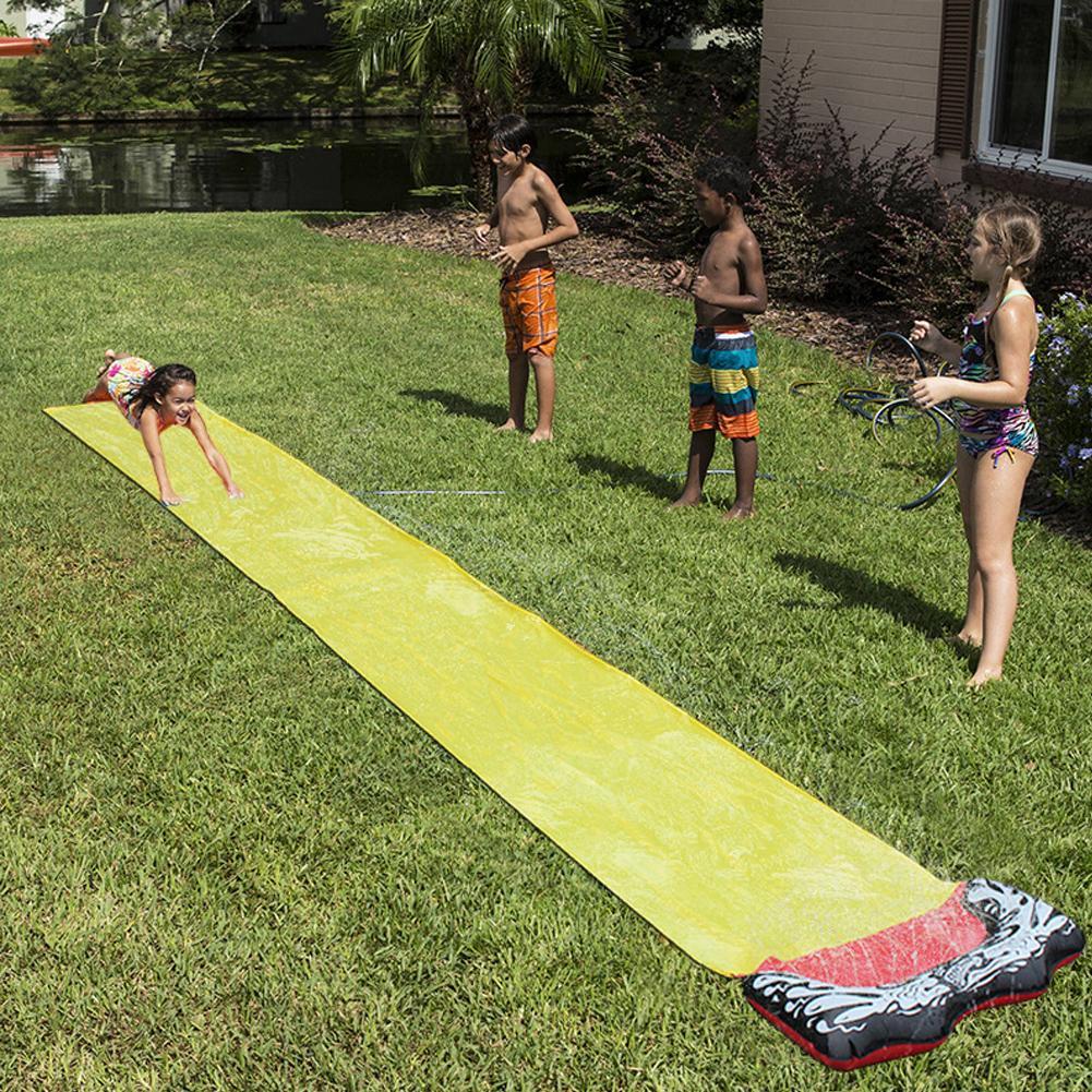 480x70 см новые детские водные лыжи летние игрушки для воды уличная Трава Спрей для воды Слип-листы люди для серфинга садовые игрушки