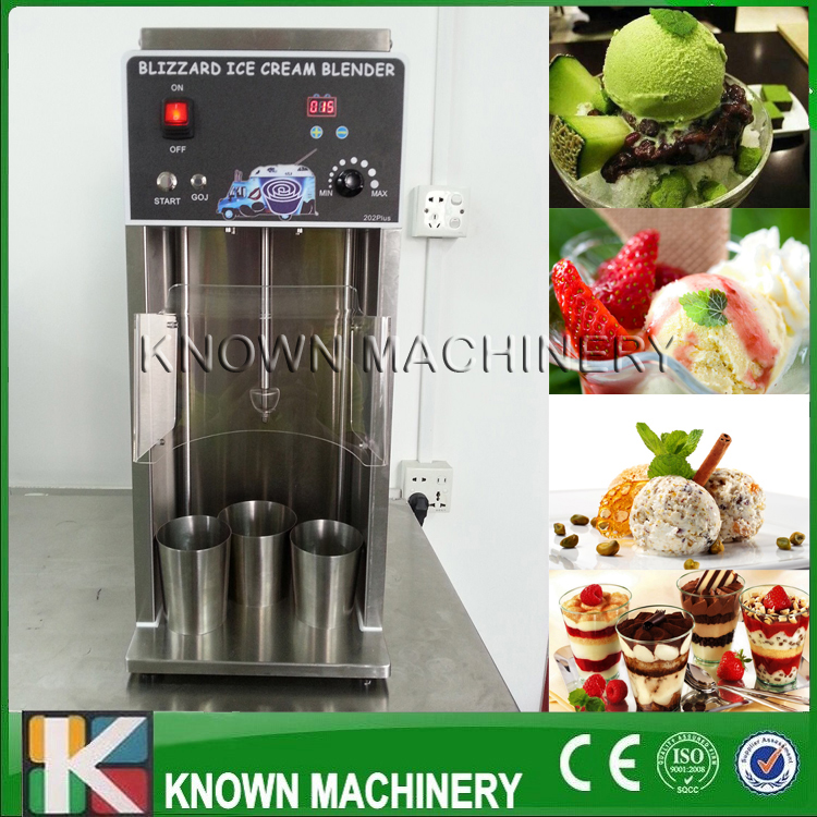 The best selling 750W KN-202 Soft Ice Cream Shaker Mixer Blender on promotion with free shipping by seaThe best selling 750W KN-202 Soft Ice Cream Shaker Mixer Blender on promotion with free shipping by sea