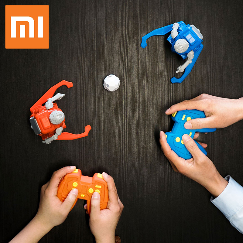 Xiaomi Mitu Football Robot Children Toys Robots For Birthday Gifts-in Smart Remote Control from Consumer Electronics    1