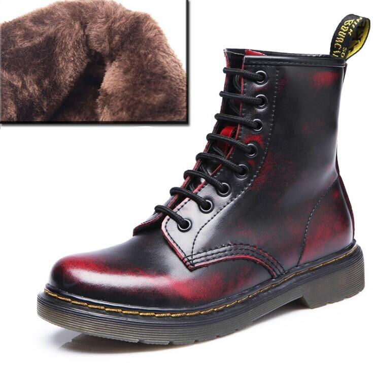 Название зимней обуви и фото