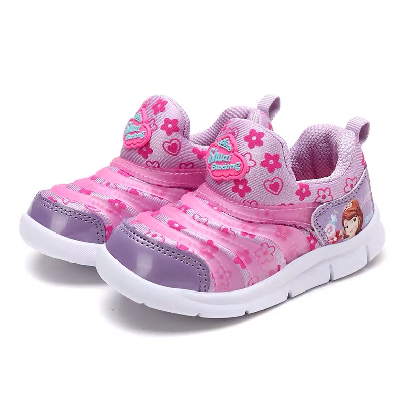 Spring Autumn girls sneakers kids skate shoes children fashion Caterpillar shoes baby shoes sofia cartoon princess 1 to 13 yrsSpring Autumn girls sneakers kids skate shoes children fashion Caterpillar shoes baby shoes sofia cartoon princess 1 to 13 yrs