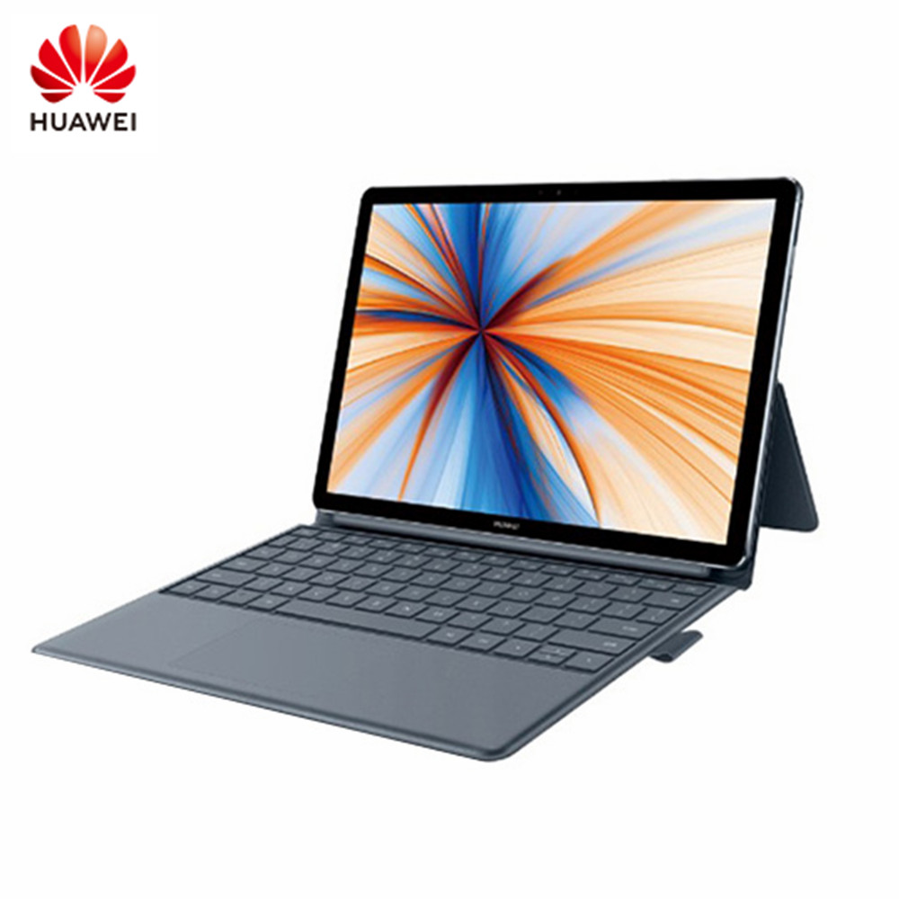 HUAWEI MateBook E 2019 12.0 Inch Laptop Windows 10 Qualcomm SDM850 Octa Core 8GB RAM 256GB/512 SSD Fingerprint Sensor Laptop