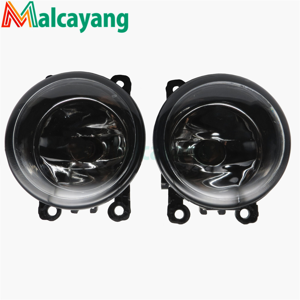 1SET For NISSAN Navara D40 2005-2015 Car-Styling Light-Emitting Diodes DRL Fog Lamps 35500-63J02 for nissan primera estate wp12 2002 2015 car styling led light emitting diodes drl fog lamps