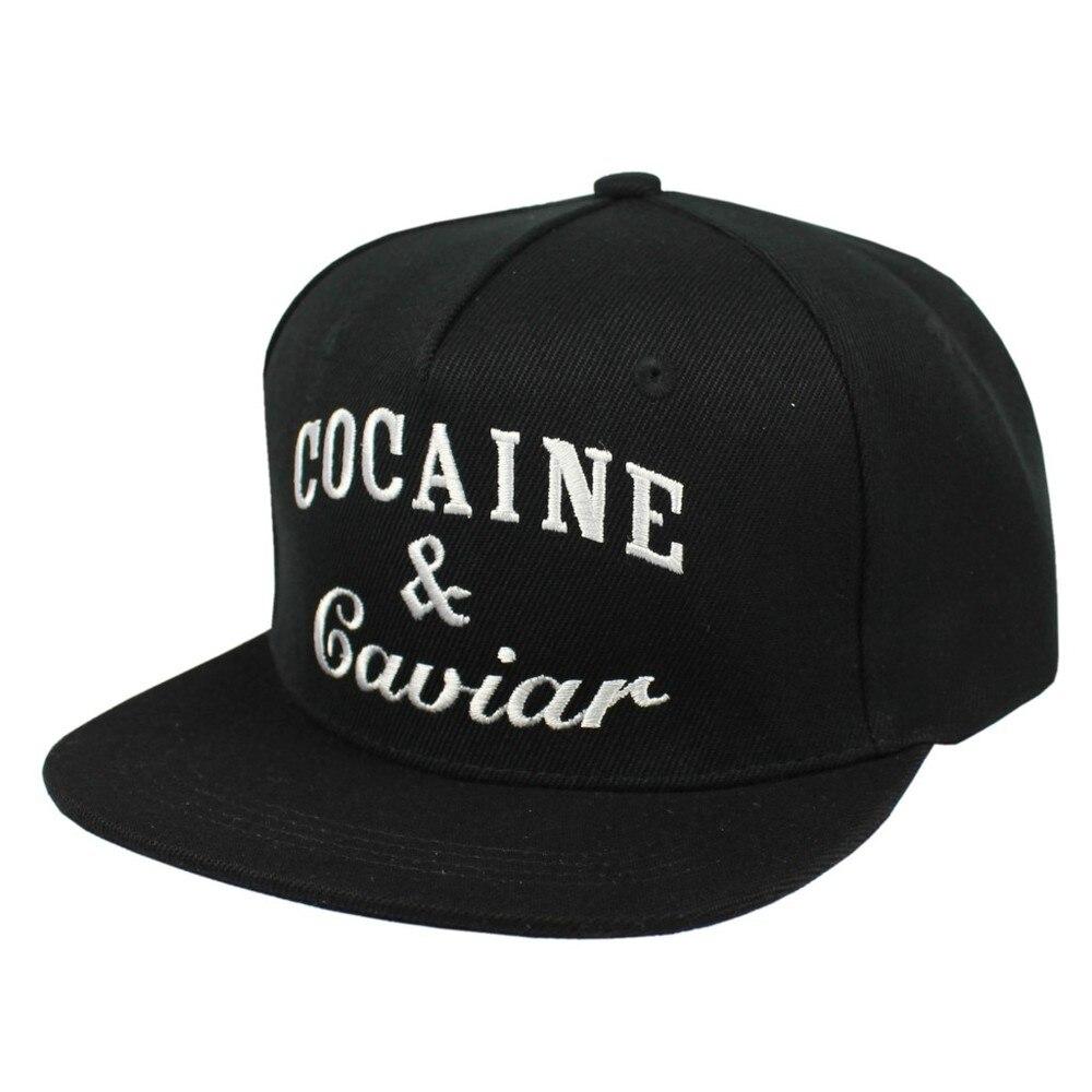 Лидер продаж шляпа хип хоп для мужчин и женщин BBOY танец Snapback с плоским козырьком бейсболка стиль шапки модный аксессуар - Цвет: Черный