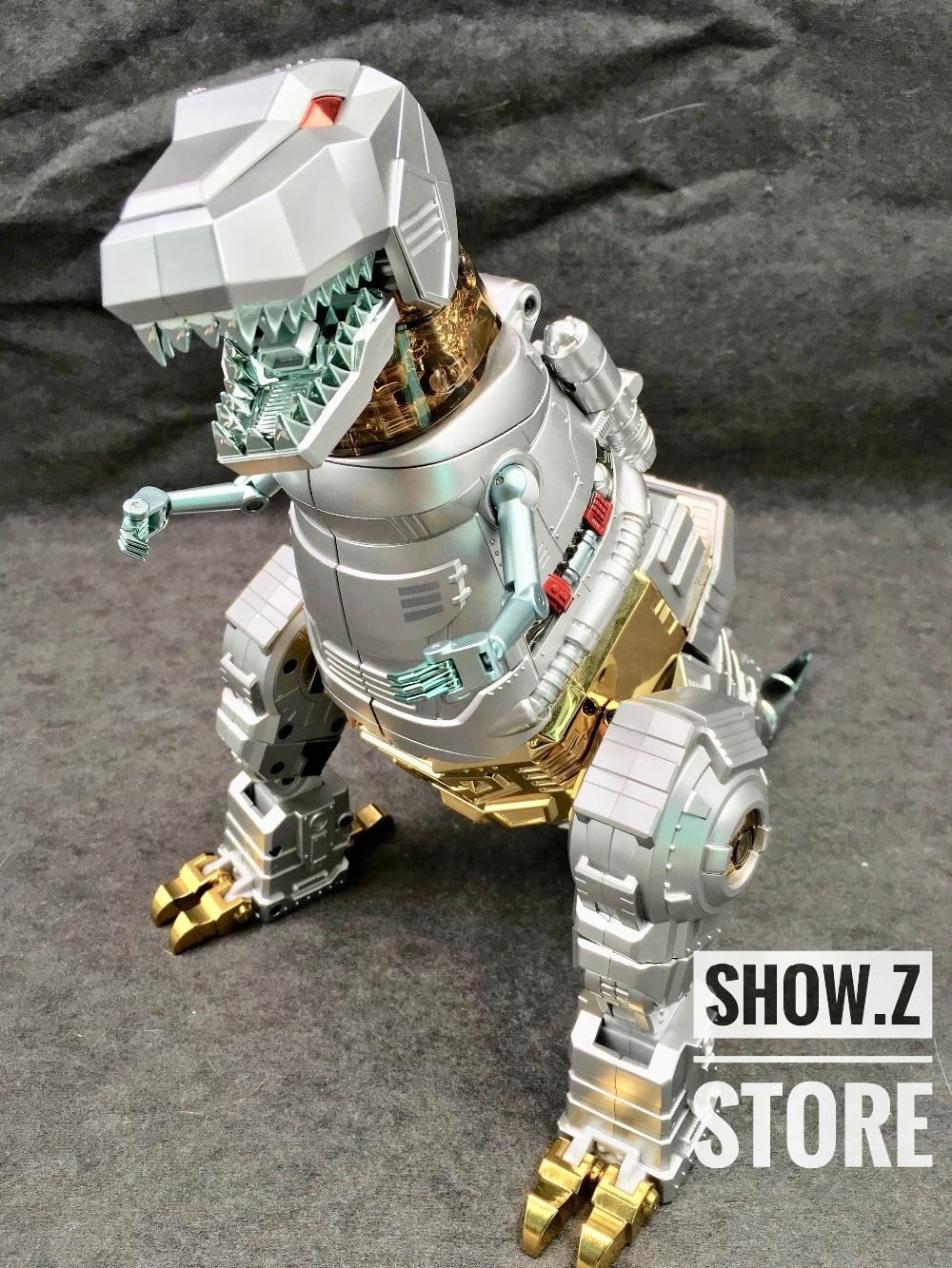 FansToys FT08 Grinder Grimlock Iron Dinobot No.5 Robot Action Figure