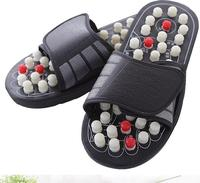 New Arrival Ball Barbed Shoe Sandal Reflex Massage Slippers Acupuncture Foot Healthy Massager Shoe