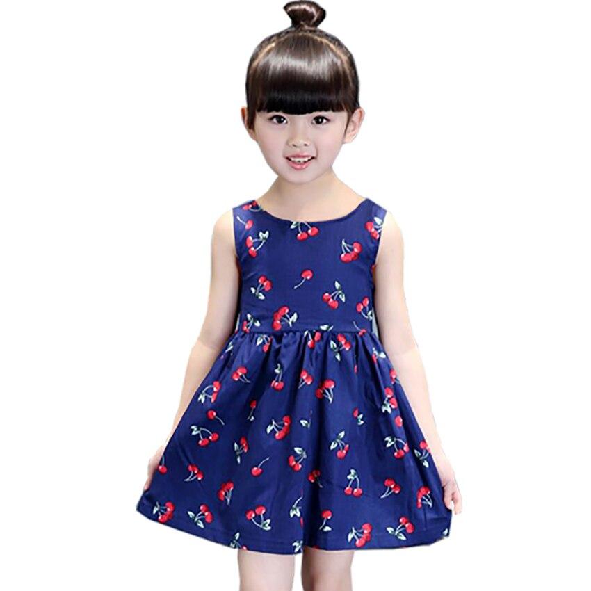 Aliexpress.com : Buy 2 11 ages 2016 Summer Girl Dress ...