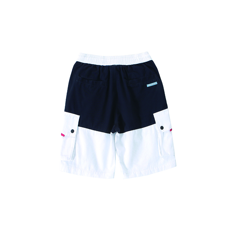 HFNF 2019 shorts men Solid  Summer Mens Beach Shorts Cotton Casual Male homme hip hop