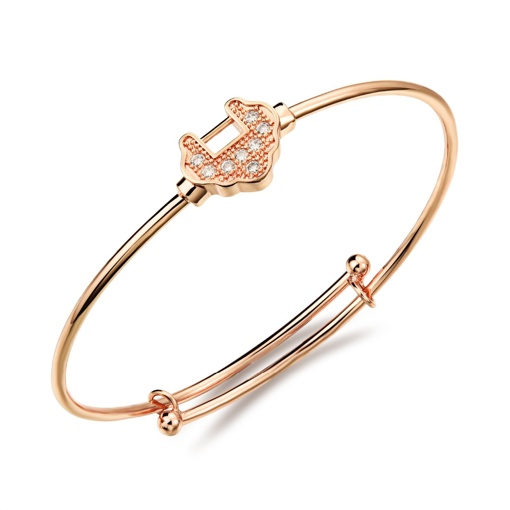 Childs Gold Bangle Bracelet ~ Best Bracelets