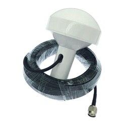 GPS de Posicionamento Da Cabeça de Cogumelo TNC Antena de alto ganho para AIS Marinhos Instrumento de Navegação Por Satélite