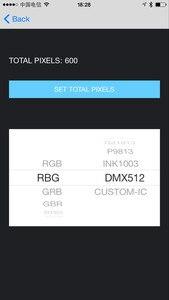 Image 5 - 블루투스 spi led 픽셀 컨트롤러, DC5 24V 입력, 많은 종류의 ic 픽셀 조명을 지원합니다. android 및 ios 시스템과 함께 작동합니다.